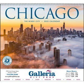 Chicago Appointment Calendar (2017)