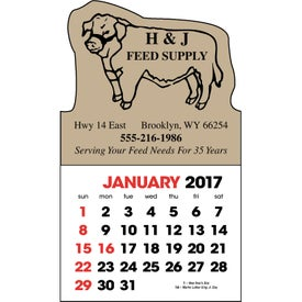 Stick Up Calendar for Your Church