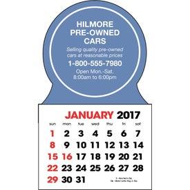 Stick Up Calendar for Promotion