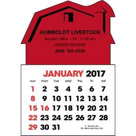 Stick Up Calendar for Your Company