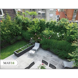 Customized City Style Gardens Calendar
