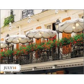 Advertising City Style Gardens Calendar
