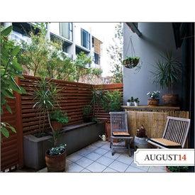 Branded City Style Gardens Calendar