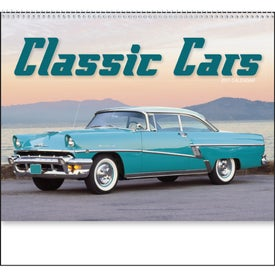 Printed Classic Car Calendar