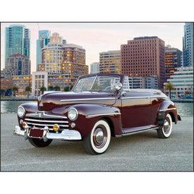Classic Car Calendar for Marketing