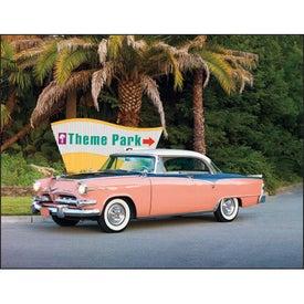 Customized Classic Car Calendar