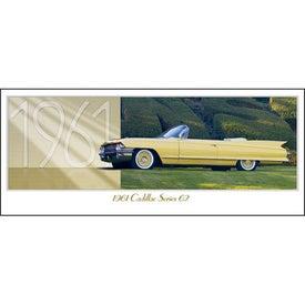 Customized Classic Cars Panoramic Calendar