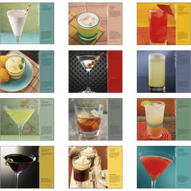 Company Cocktails - Spiral Calendar