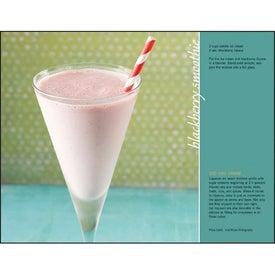 Printed Cocktails - Spiral Calendar