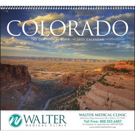Colorado Appointment Calendar (2017)