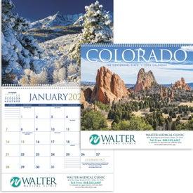 Customized Colorado Appointment Calendar