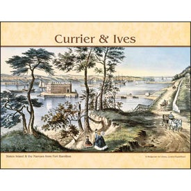 Currier and Ives: Spiral Calendar Giveaways