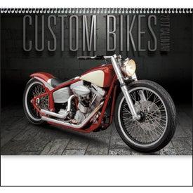 Customized Custom Bikes Appointment Calendar