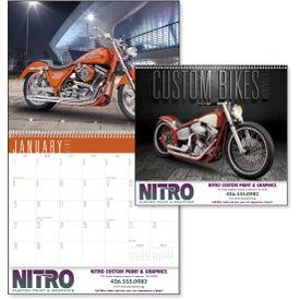 Custom Custom Bikes Appointment Calendar