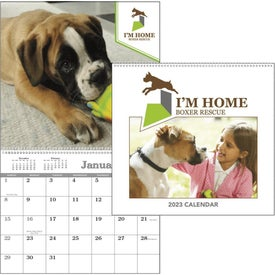 Custom Single Image Appointment Calendar (4 Color, 2017)