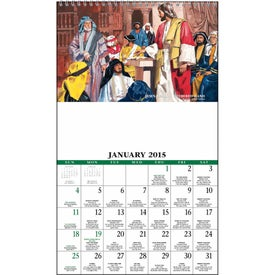 Promotional Daily Bible Readings Calendar