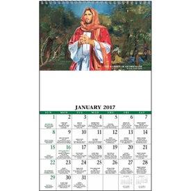 Printed Daily Bible Readings Calendar