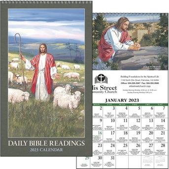 CLICK HERE to Order Protestant, 2020 Daily Bible Readings Calendars