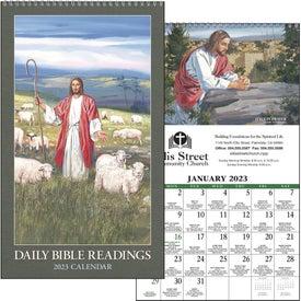 Company Daily Bible Readings Calendar