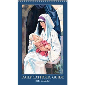 Daily Catholic Guide Executive Calendar for your School