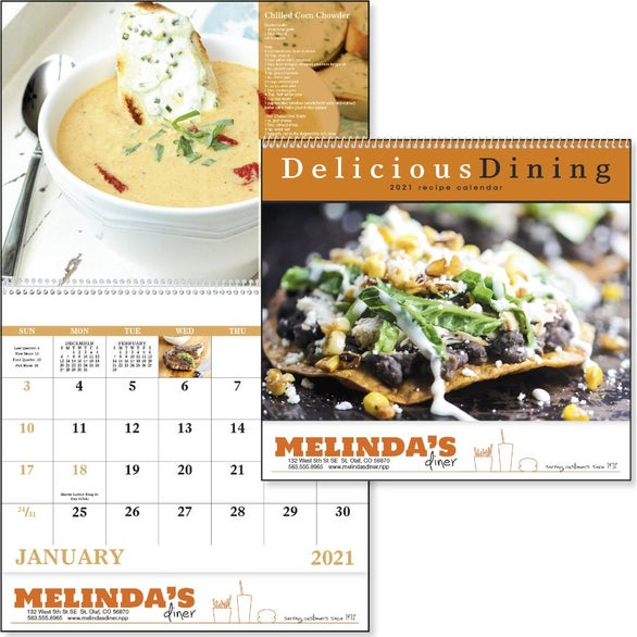 See Item Delicious Dining Calendar