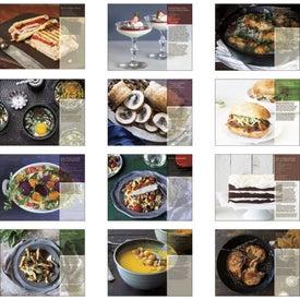 Company Delicious Dining Stapled Calendar