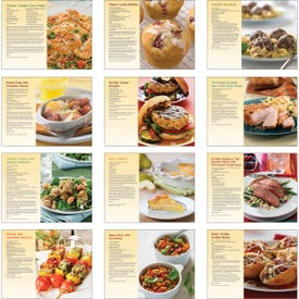 Branded Dining Delights Wall Calendar