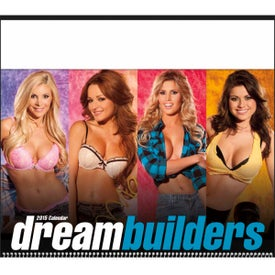 Promotional Dream Builders Executive Calendar