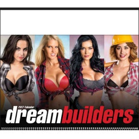 Customized Dream Builders Executive Calendar