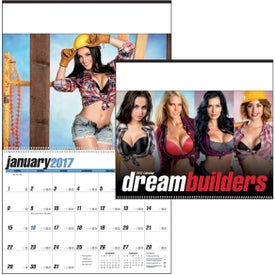Dream Builders Executive Calendar for Customization