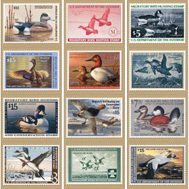 Imprinted Duck Stamp Appointment Calendar