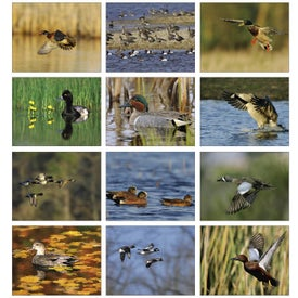 Ducks Unlimited Appointment Calendar Printed with Your Logo