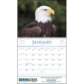 Eagles Appointment Calendar for Marketing
