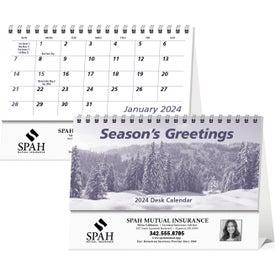 """Econo Desk Calendar (2020, 6"""" x 4"""")"""