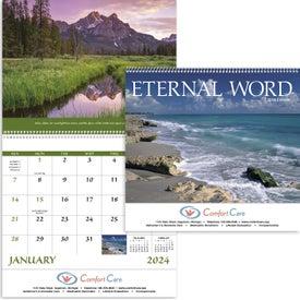 Eternal Word Calendar - No Funeral Form for Your Organization