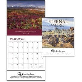 Branded Eternal Word Mini Calendar