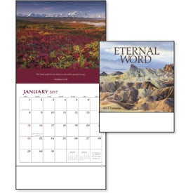 Promotional Eternal Word Mini Calendar