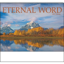 Eternal Word Calendar - With Funeral Form for Your Company