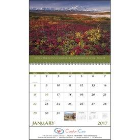 Printed Eternal Word Calendar - With Funeral Form
