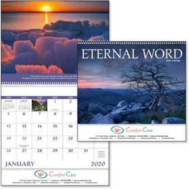 Eternal Word Calendar - With Funeral Form (2020)