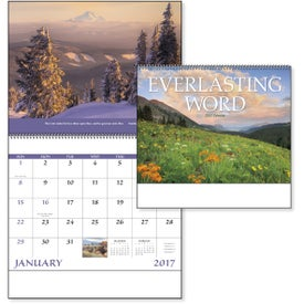 Logo Everlasting Word Calendar - No Funeral Form
