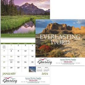Everlasting Word Calendar - No Funeral Form (2017)