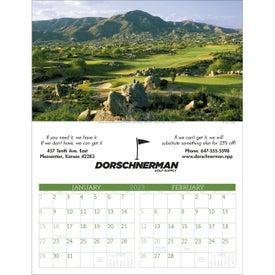 Executive Golf Calendar (2017)