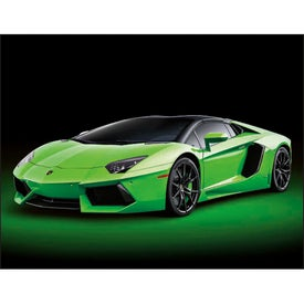 Exotic Cars Appointment Calendar Branded with Your Logo