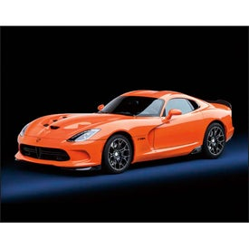 Exotic Sports Cars Spiral Calendar for Your Church