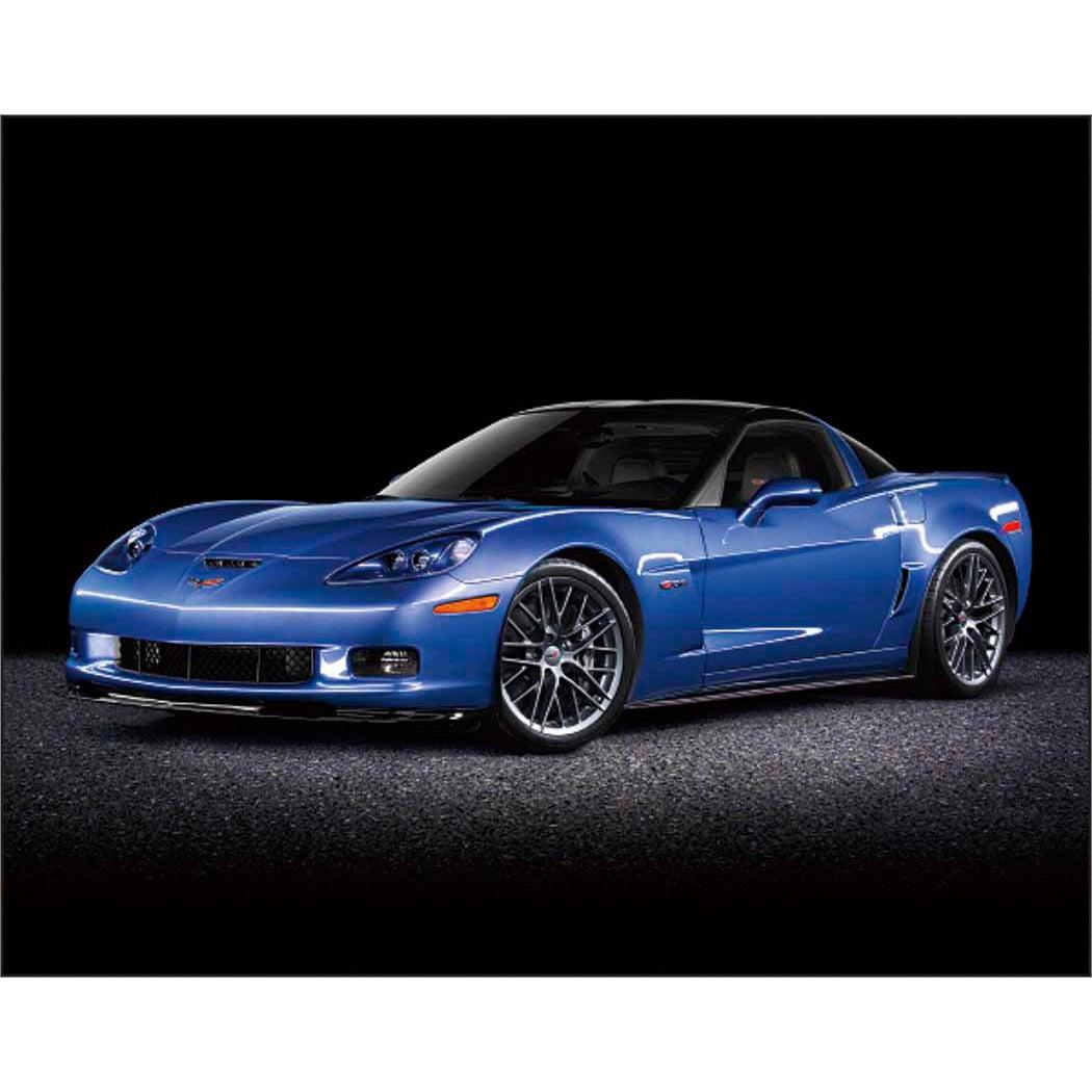 Customized Exotic Sports Cars Stapled Calendar