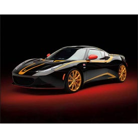 Company Exotic Sports Cars Stapled Calendar