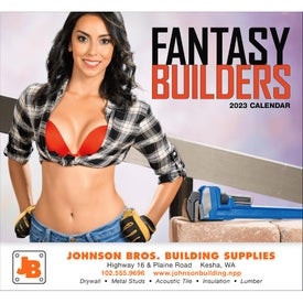 Fantasy Builders Calendars (2022)