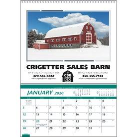 Farmstead Pocket Calendar (2020)
