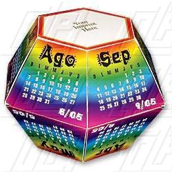 Fiesta Pop-Ups Calendar